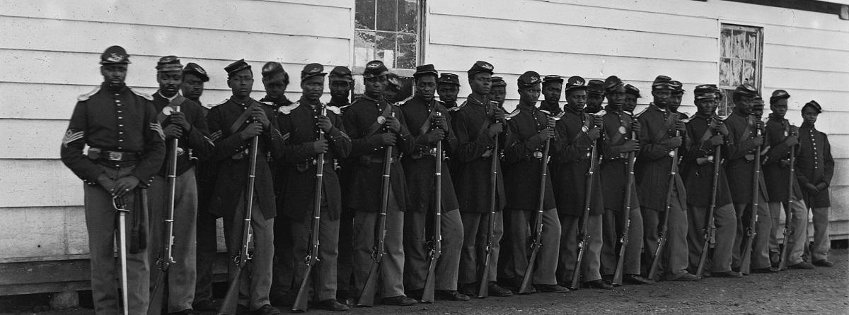 Black Virginians in Blue